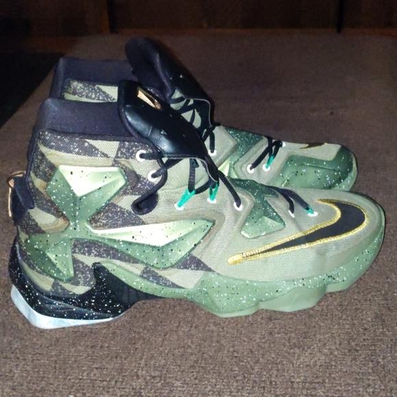 Nike Shoes | Northern Lights Lebron 13